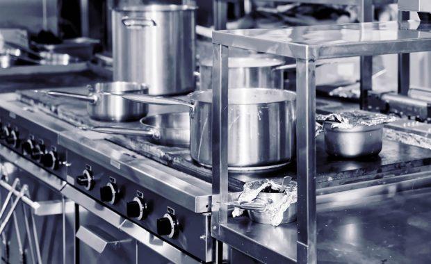 Grandi Cucine Professionali Roma